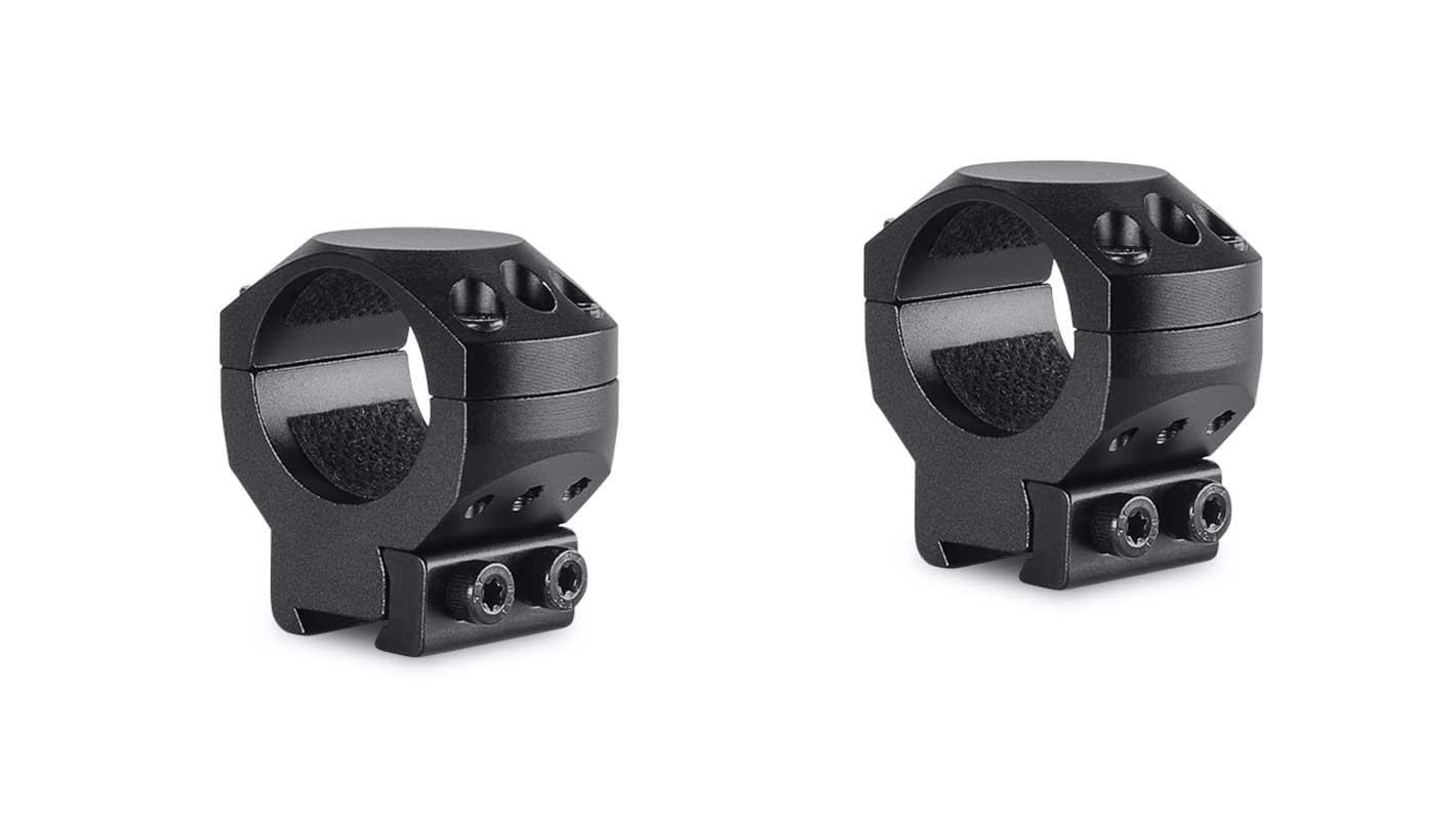 Tactical Ring Mounts 1'' 2 Piece  9-11mm Medium