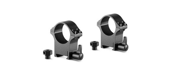 Hawke Tactical Mounts 30mm 2pc 9-11mm a coda di rondine alta portata Mount Anelli 24107